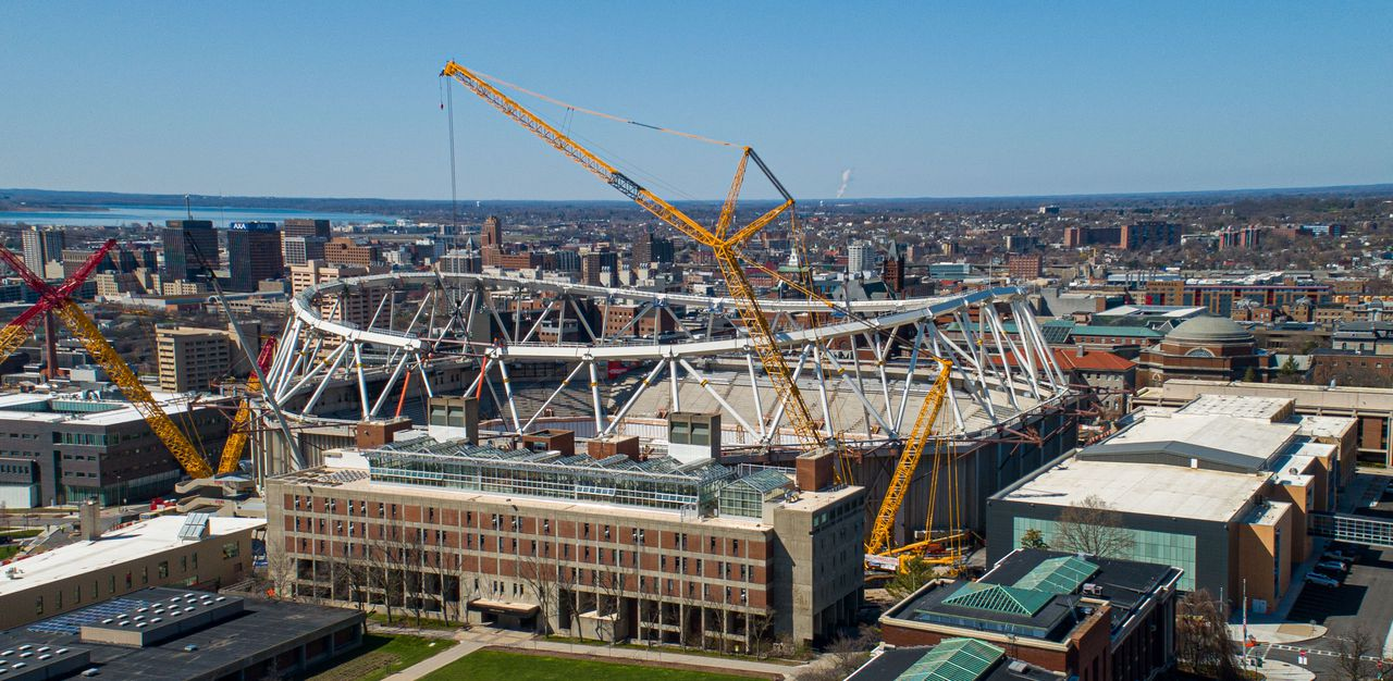 Syracuse Carrier Dome Renovation