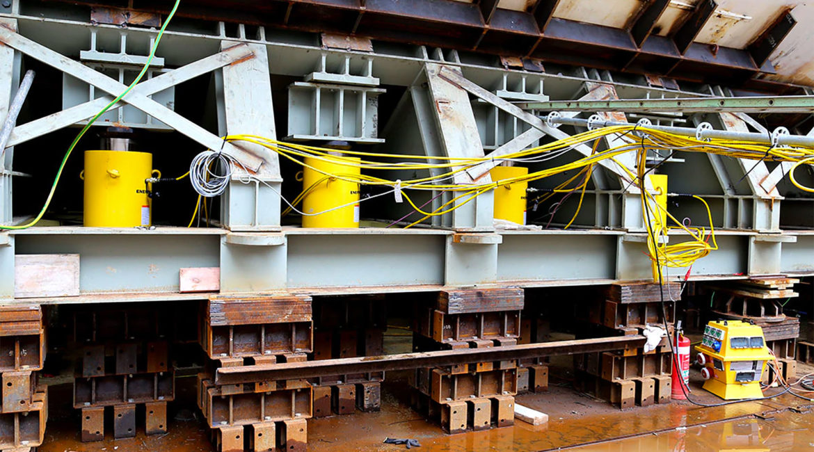 Synchronous Lifting Systems